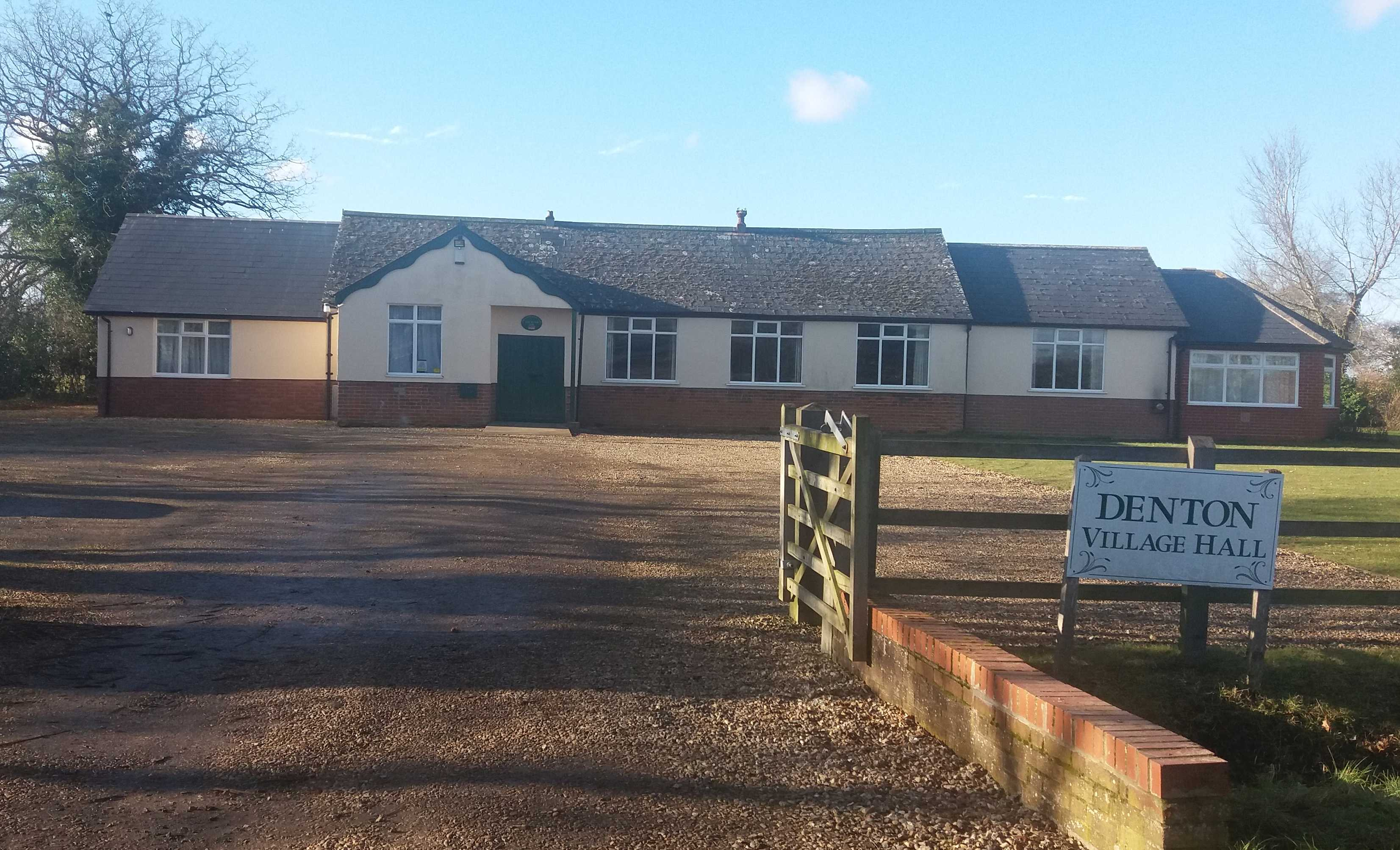 Denton Village Hall 2017
